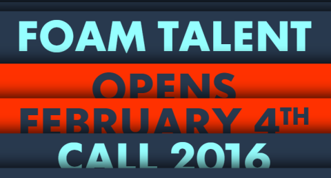2016-02-03 17-40-21 Foam Talent Call 2016   Open 4 February - 20 March - Google Chrome